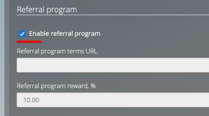 adserver.online publishers' referral program